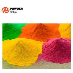 طلاء مسحوق متعدد الإسترات Epoxy متعدد الألوان