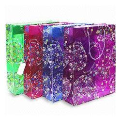 Cadeau de fleur de sacs en plastique manchon pour emballages de vente au détail (PP-02)