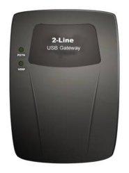 La puerta de enlace USB,Puerta de enlace VOIP, Skype VOIP Gateway (USB-202)