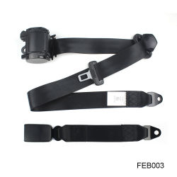 Emergency Locking FunctionのFeb003 Elr 3 Point Safety Belt Parts Universal Car Safety Belt