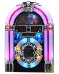 USB SD 付き MP3 CD ラジオジュークボックス( JP037 )