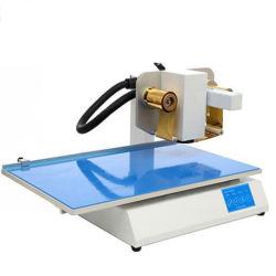 Feuille chaude en aluminium de la machine de l'or, de l'imprimante feuille à feuille chaude numérique automatique Machine d'estampage Prix de vente
