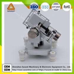 OEM/ODM CNCの次元の正確さ+-0.008mmの機械化の金属部分
