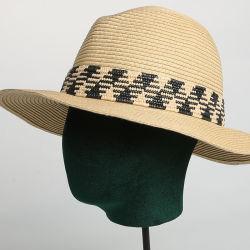 الصيف بيتش يسمح بمرور الهواء قبعة رعاة البقر القابلة للضبط