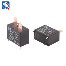 Meishuo Mpy-S-112-a 4 핀 20A 250VAC 힘 좋은 품질을%s 가진 마이크로 Rele 25A PCB 전자 12V 릴레이