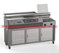 Низкая цена купить клей обязательного машины горячий клей книги для скрепления клеем для A3/A4 C50/C70