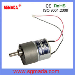 4.6V pas de Motor van het Toestel van de Snelheid gelijkstroom Robot aan