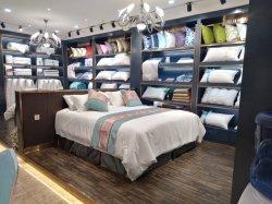 Venda por grosso de roupa Hotel 100% algodão tamanho King Hotel 5 Estrelas Lençóis
