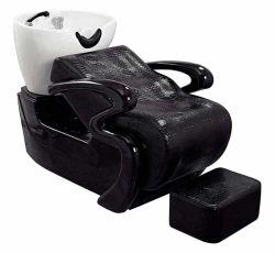 조정가능한 살롱 의자 머리 세척 침대 샴푸 의자 세척 단위 세척 살롱 편리한 샴푸 의자
