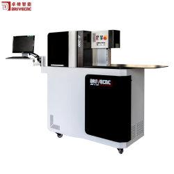 مصنعو الأقراص CNC تلقائي ثلاثي الأبعاد ألومنيوم حرف خطاب انحناء آلة لشعار LED 3D Louminous Letter و Metal Logo A200 مع شهادة CE