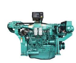 محرك داخلية بحري من سينوتروك رباعي الأسطوانات 125HP- 215HP للبيع الساخن للقوارب بسعر جيد