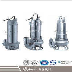 Non-Blocking/Non Clog Sewage Submergible Water Pump