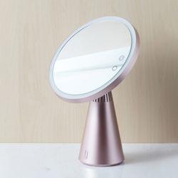 Intelligenter Verfassungs-Spiegel des Ai-Sprachsteuerled mit hellem LED-Spiegel leuchten Badezimmer-Spiegel-Frisierkommode-Spiegel des Spiegel-LED mit Lichterhollywood-Eitelkeits-Spiegel
