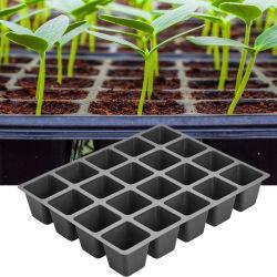 Crescente supporto del seme dei cassetti del seme del cassetto del semenzale della pianta profonda ad alta resistenza del dispositivo d'avviamento per germinazione della pianta dei semenzali di coltura idroponica della serra
