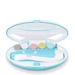 Baby-Nagel-Trimmer-sichere elektrische Baby-Nagel-Scherer-Nagel-Datei