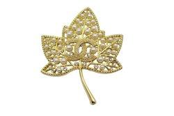 2020 новый пользовательский моды женщин золотых ювелирных изделий оптовые Rhinestone Crystal металлические Pearl и Алмазные Булавка бейдж Brooches (Brooch-01)