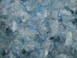 I fiocchi della bottiglia dell'animale domestico esente dal popcorn o dal grumo del PVC