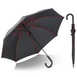 Antivento personalizzato promozionale del blocco per grafici dell'automobile dell'ombrello di golf grande grande forte con le stampe di marchio