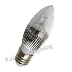 E26 LED Lâmpada Globo de alta potência da lâmpada da luz de velas