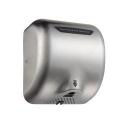 Kuaierte Hotel cuarto de baño Secador de mano portátil automático de aire en la pared sensor automático de validación de secador de manos de FCC RoHS CE CB GS