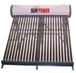 يرصّ شمسيّة [وتر هتر] منتوج شمسيّة (SPR)