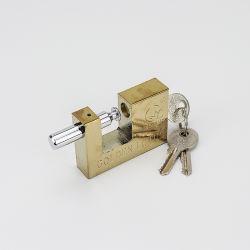 Lucchetto d'ottone del cilindro di rettangolo del commercio all'ingrosso 50mm in Bangladesh