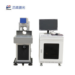 80W Reci Glasgefäß CO2 Laser-Schreibens-Maschine