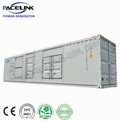 1250 ква на базе Cummins контейнерных Super Silent дизельного генератора