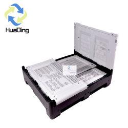 1200X1000X810 감자 및 양파 보관 가능 플라스틱 팔레트 용기