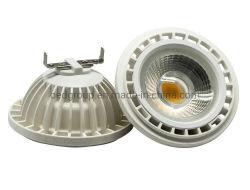 مصباح LED اللزج GU10 G53 10W مصباح المصباح الخافت AR111 نقطة مصباح الضوء السفلي