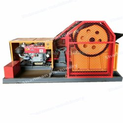 مصنع متحرّكة حجارة /Aggregate/ نوع ذهب /Copper /Mobile رمز يجعل/[روك/] تعدين/حجر جيريّ/تأثير صدمة/مخروط/بكرة/مطرقة/[جو كروشر]