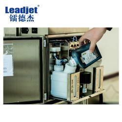 Open inkttank 1-5 lijnen CIJ Inkjet Coding printer/ Inkjet Coder Manufacturer for PVC PP HDPE-buiskabel
