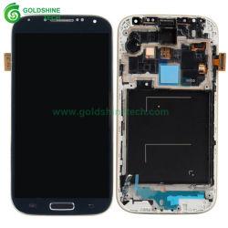 Parti di riparazione del telefono mobile per lo schermo di tocco dell'affissione a cristalli liquidi della galassia S4 di Samsung con il blocco per grafici