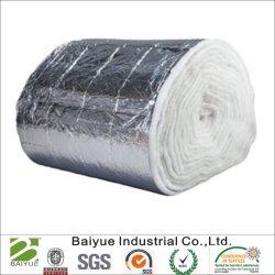 R3.6 el papel de aluminio Aislamiento de poliéster Batts