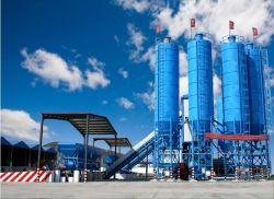 최신 판매 Hzs90 시멘트 판매를 위한 1회분으로 처리 플랜트 가격에 의하여 이용되는 준비되어 있는 혼합 작은 구체적인 배치 플랜트