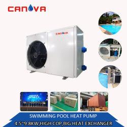 Pompa termica nazionale della piscina di sorgente di aria della garanzia lunga di alta qualità piccola