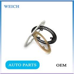 Druk op ABS-ringwiel voor antiblokkeersysteem van de heftruck