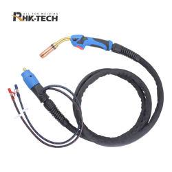 Bz certificação CE de tipo cabo sólido arrefecidos a água MIG Mag Wedling Torch MB400 para mercado Glable