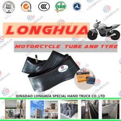 ISO9000 Soncap Certificate Butyl and Natural Inner Tube(2.25-17)