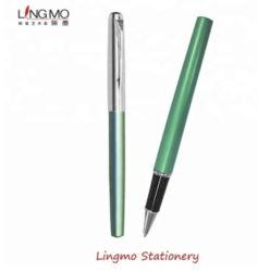 Impresión de logotipo personalizado promocional más barata de Bolígrafo de plástico para promoción
