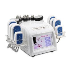 40K à ultrasons minceur de cavitation de la machine vide RF