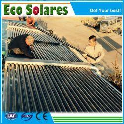 가정용 폐쇄 루프 가압 통합 평판형 압력 휴대용 물 옥상용 솔라 히터