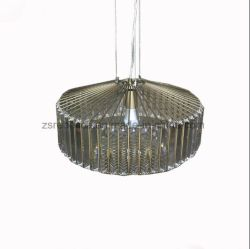 De industriële Lamp van de Tegenhanger van de Strook van de Driehoek van het Kristal voor Huis