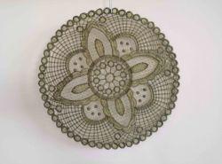 Patent-wasserdichte runde Form Placemat für Tisch