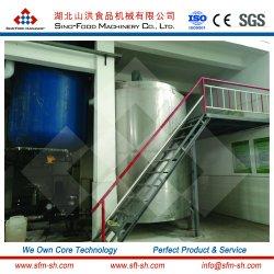 L'amidon modifié de haute qualité de l'équipement de traitement