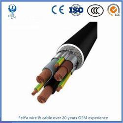 Проводник Cu /XLPE ПВХ (С) из полиэтилена короткого замыкания электрического кабеля питания