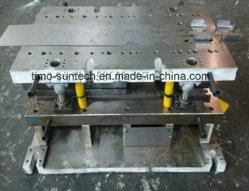 OEM-производитель профессионального прогрессивного штамповки умирают металлические формы перфорации