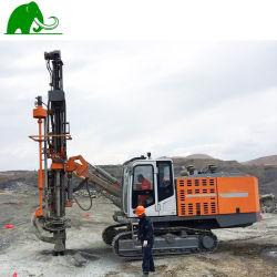 Il cingolo idraulico ha montato giù la piattaforma di produzione di brillamento di estrazione mineraria del tubo del foro della baracca automatica del carosello