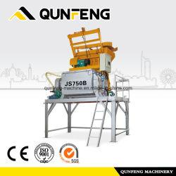 Betoniera elettrica della macchina della betoniera dell'asta cilindrica gemellare di Js \ serie di Js