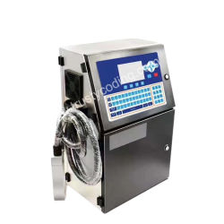Добрые T700 промышленных непрерывной струйной системы маркировки (CIJ) Дата истечения срока действия струйного принтера для даты много времени